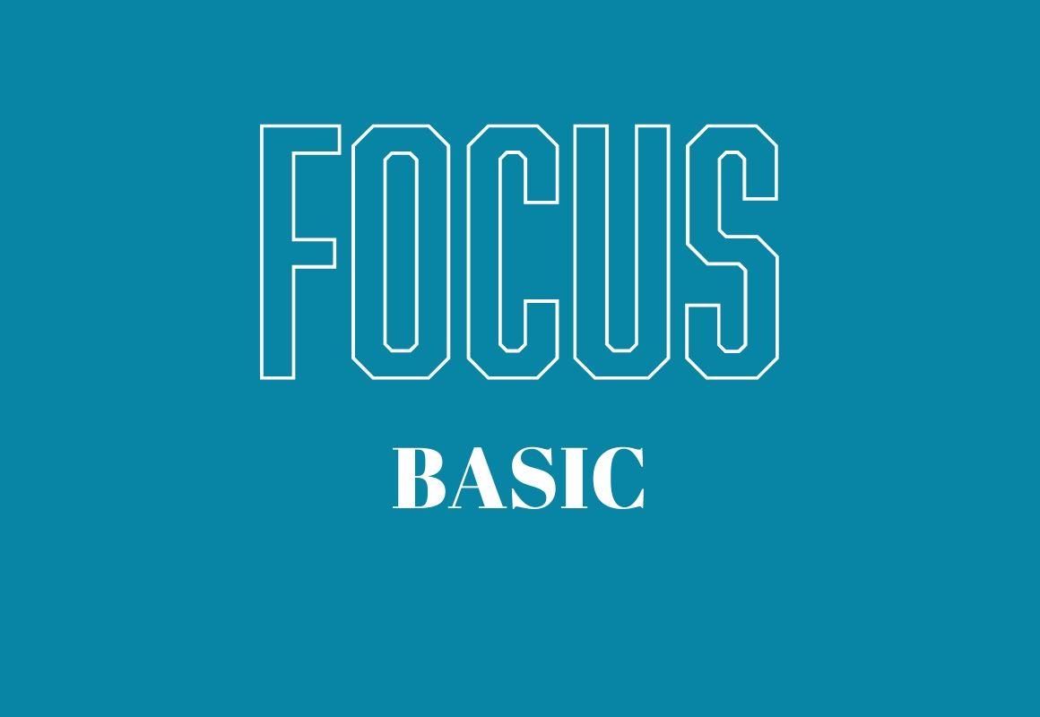 FOCUS ONLINE BASIC